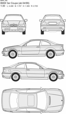 BMW 3er Coupe (ab 04/99)
