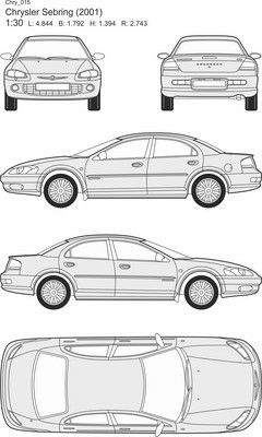 Chrysler Sebring (2001)
