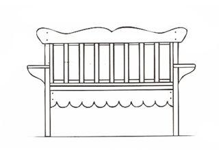 Чертежи для скамьи жима лежа своими руками чертежи размеры фото из