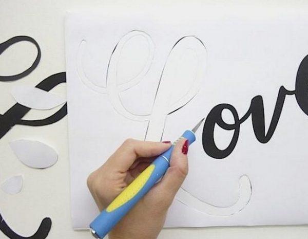Надписи на стенах со смыслом о любви